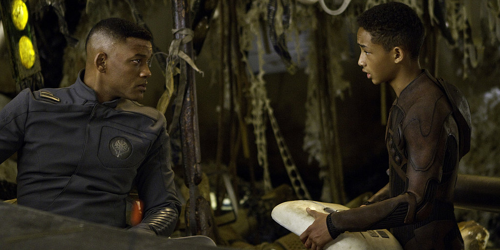 After Earth: A Generic Summer Thriller