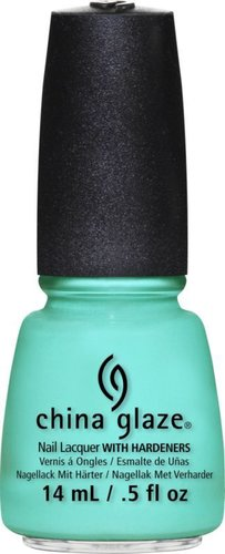 China Glaze Sunsational Nail Lacquer With Hardeners Collection