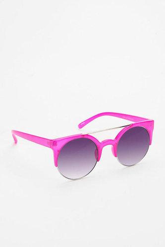 Sweet Like Candy Round Sunglasses
