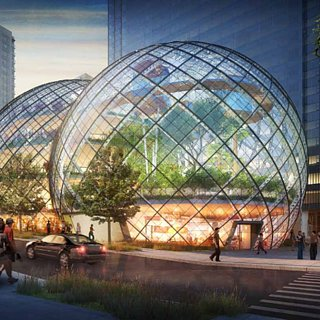 New Amazon Campus