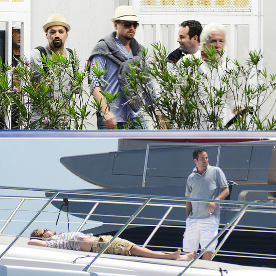 Leonardo DiCaprio Takes His Overseas Party South