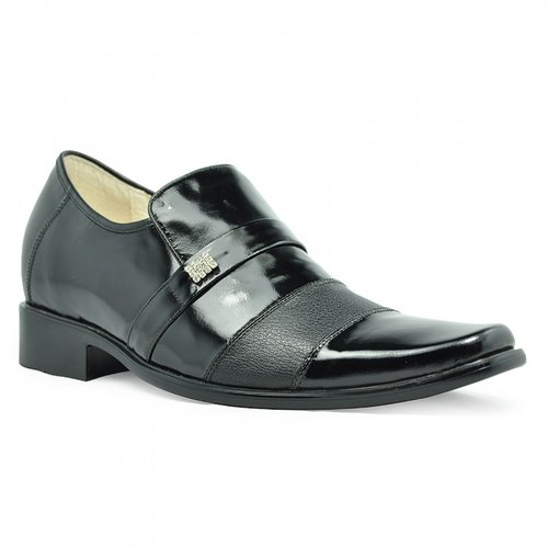 Men's dress elevator shoes for wedding increase height 7cm/2.75inch on Sale for cheap wholesale at Topoutshoes.com