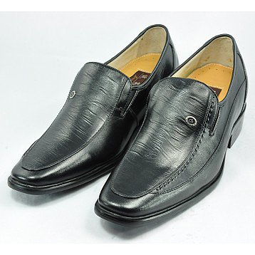 men lift dress shoes become taller 7cm / 2.75inches