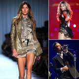 2013 POPSUGAR 100: Models and Musicians Move Their Way to the Top