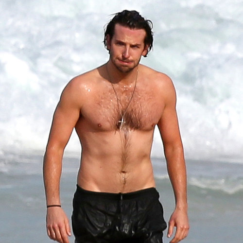 Bradley Cooper Shirtless Photos