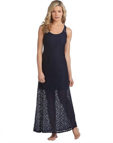 TOMMY BAHAMA Lace Swim Cover-Up Dress