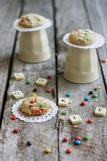 Quinoa and M&M Cookies