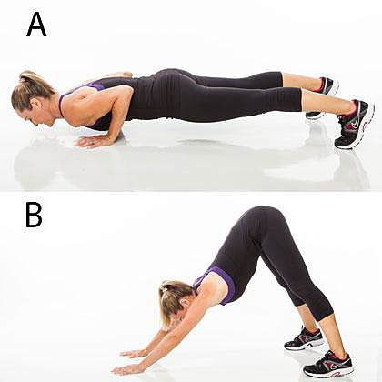 Pushup Pike Press