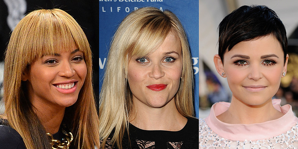 The Best Bangs to Flatter Your Face Shape