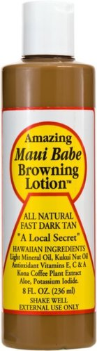 Maui Babe Browning Lotion