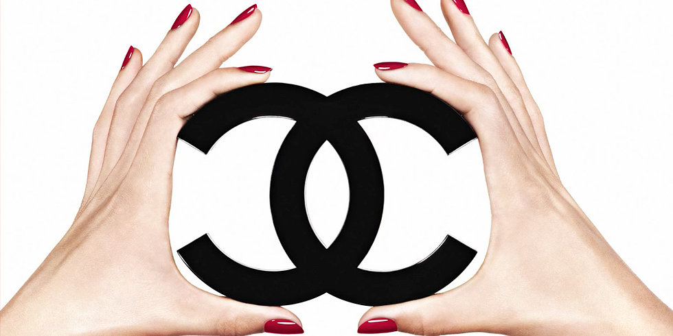 Chanel's Favorite Polishes Throw Us Into a Bizarre Love Triangle