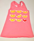Baby Pink Nine Lemons Tank Dress ($36)