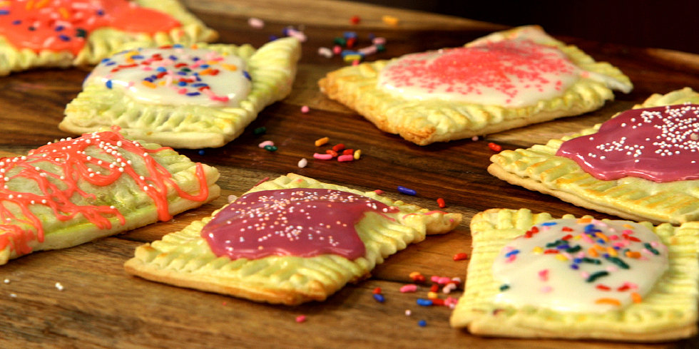 Baking Homemade Pop-Tarts Is Easy and Fun