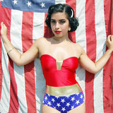 Superhero Bathing Suits and Bikinis