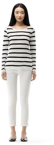 Cory Striped Sweater