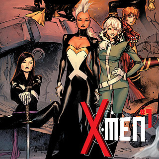 X-Men Women Comic Book