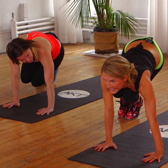 Kelly Ripa Workout