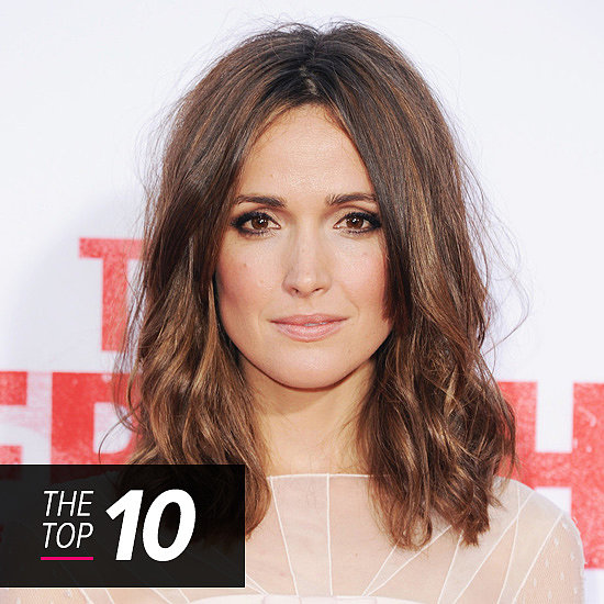Rose, Rachel & Blake Lead This Week's Top 10 Celebrity Beauty Looks!