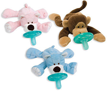 WubbaNub™ Plush Toy Pacifier