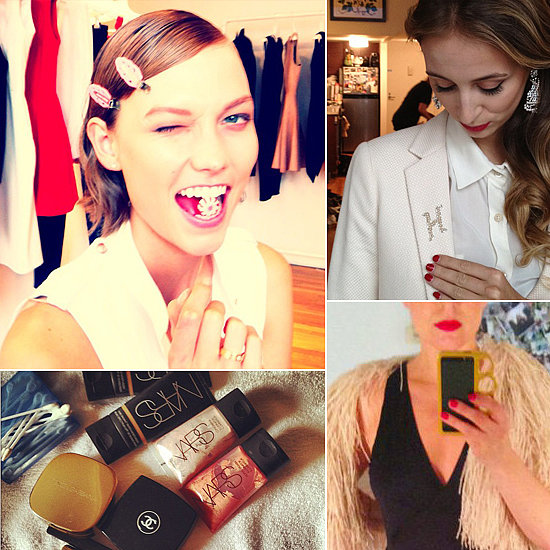 See How All the Designers and Guests Got #CFDAReady on Instagram