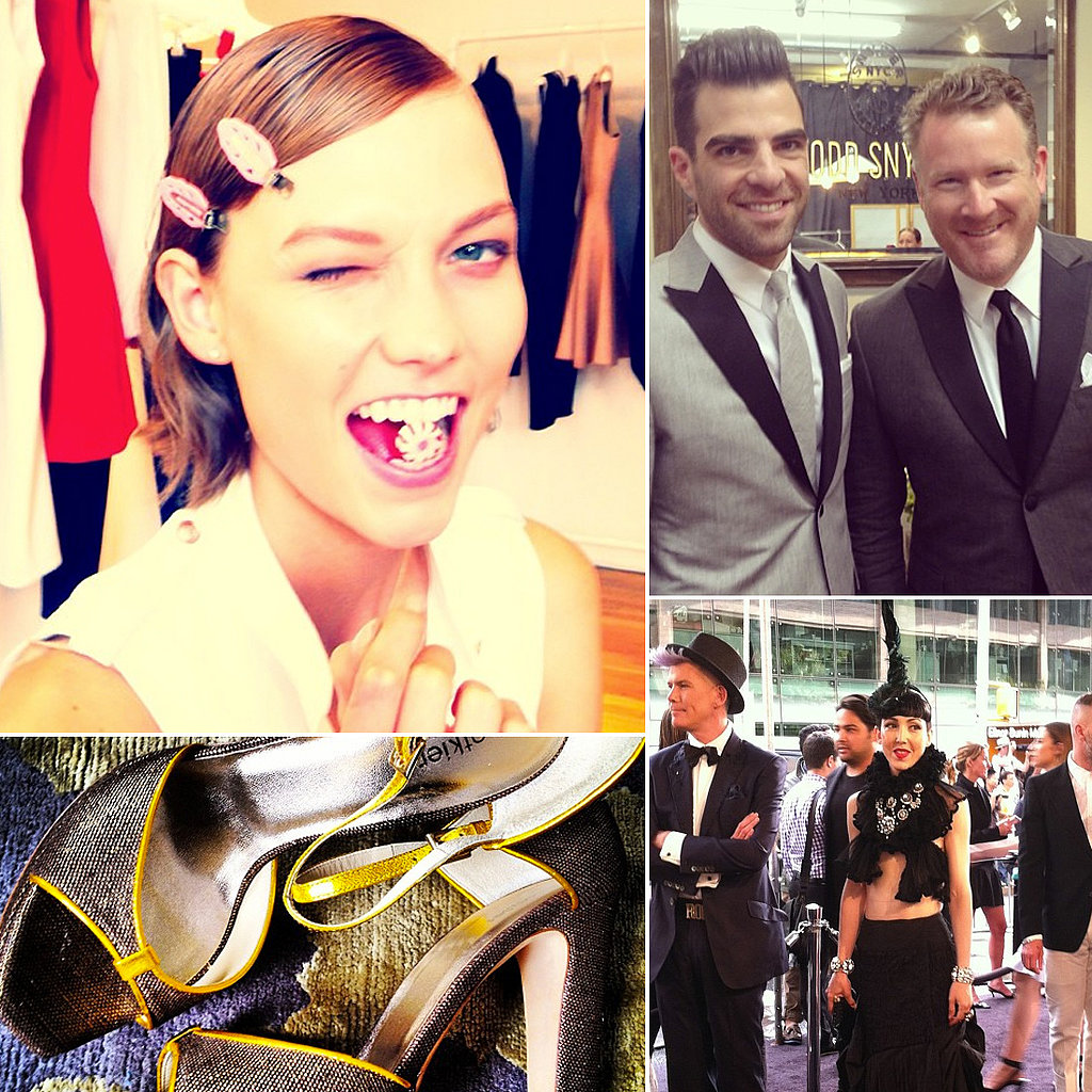 The Chicest Instagram Snaps From the CFDA Awards