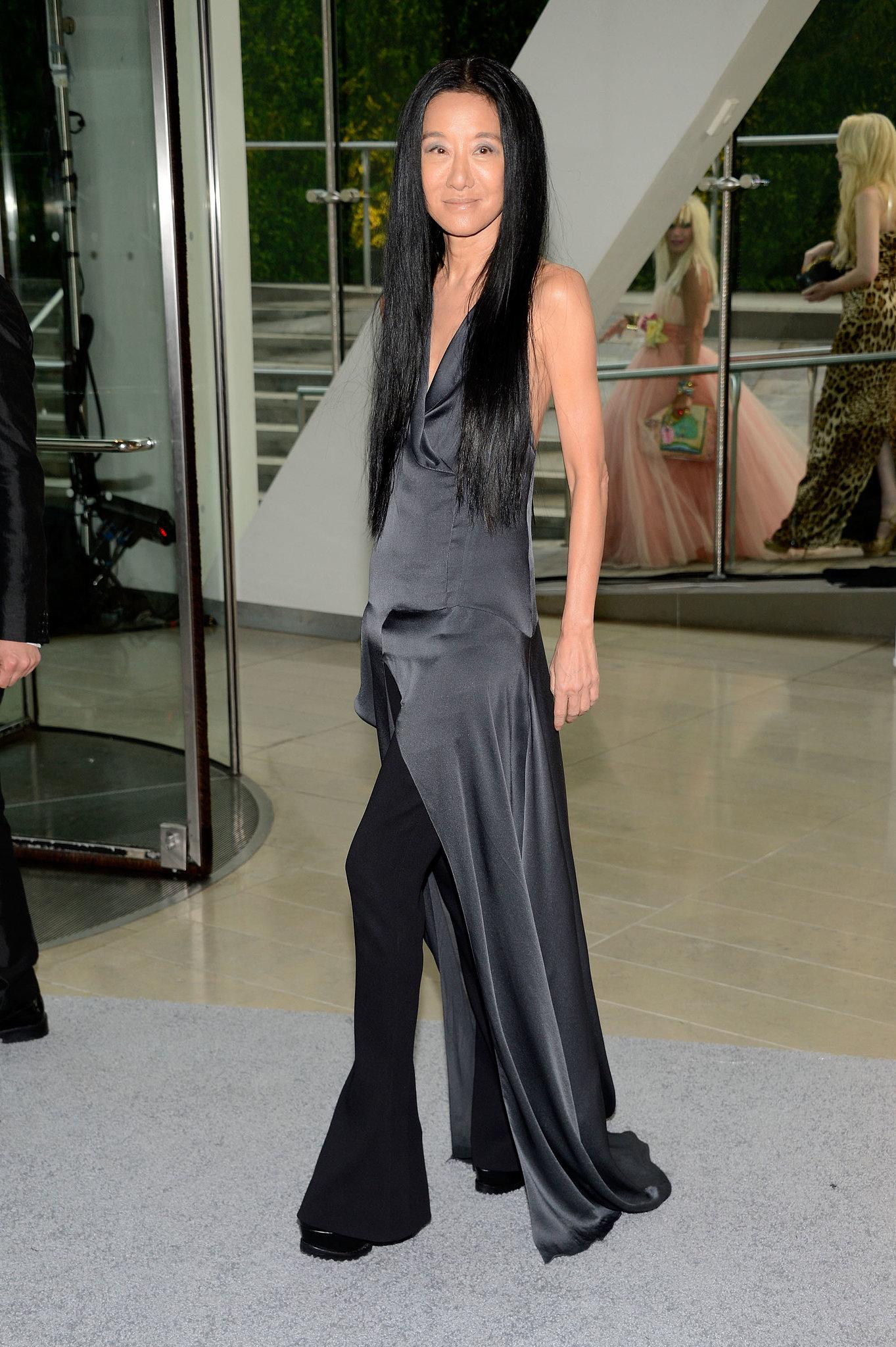 Vera Wang at the 2013 CFDA Awards.