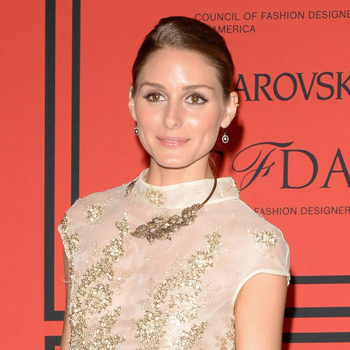 Olivia Palermo Hair at CFDA Awards 2013
