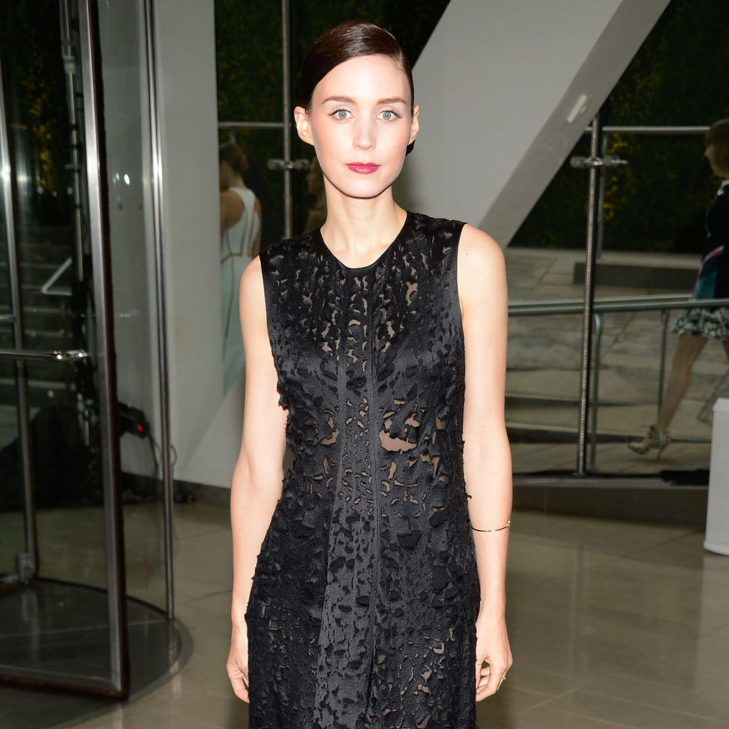 Rooney Mara Dress at CFDA Awards 2013