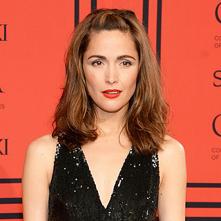 Rose Byrne Hair at CFDA Awards 2013