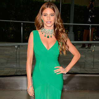Sofia Vergara Dress at CFDA Awards 2013