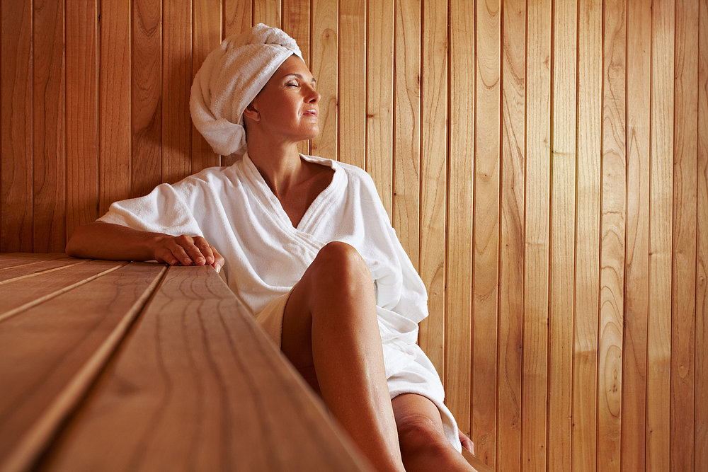 Far Infrared Detox Sauna, $49
