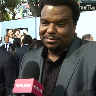 Craig Robinson Interview This Is the End Premiere | Video