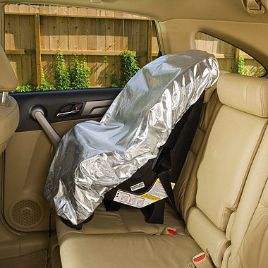 Car Seat Sun Cover by Mommy's Helper™
