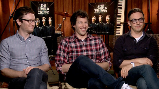 Andy Samberg and The Lonely Island Dish on The Wack Album and Dream Collaborators