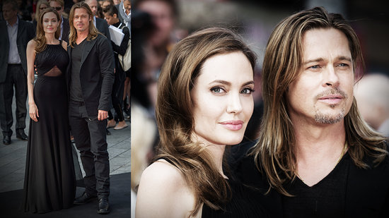 Angelina Jolie Makes a Sexy Statement at Her First Postsurgery Red Carpet