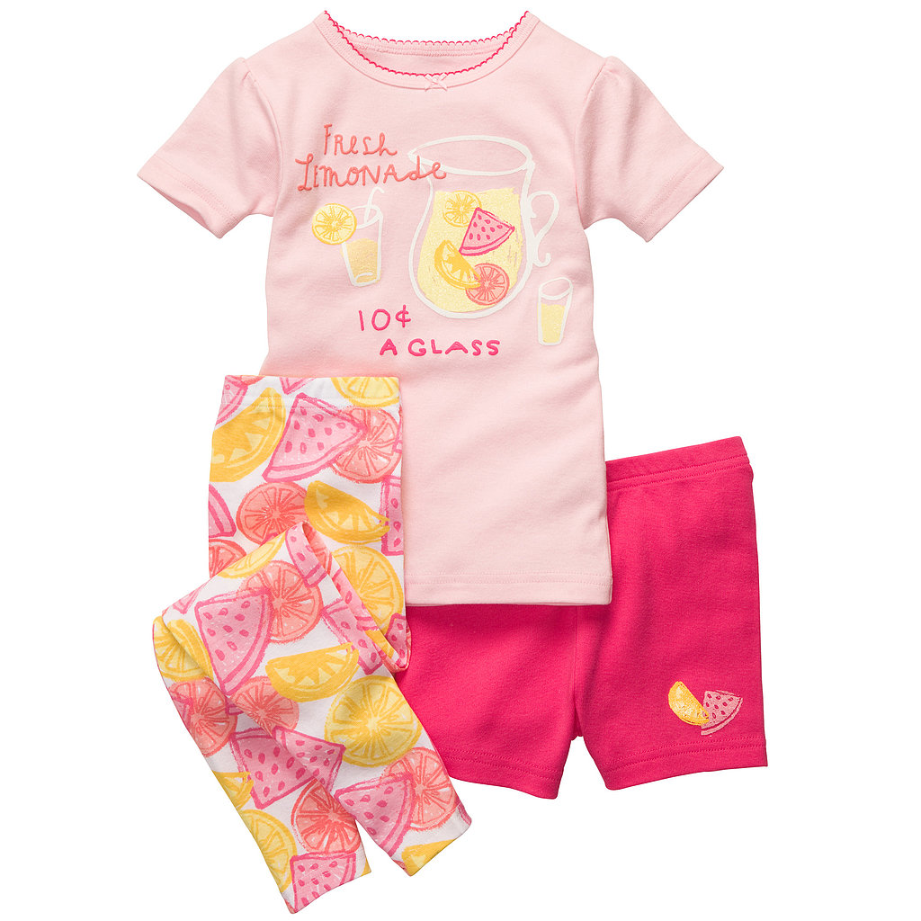 Lemonade Cotton PJs