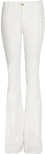 James Jeans Humphrey mid-rise flared jeans