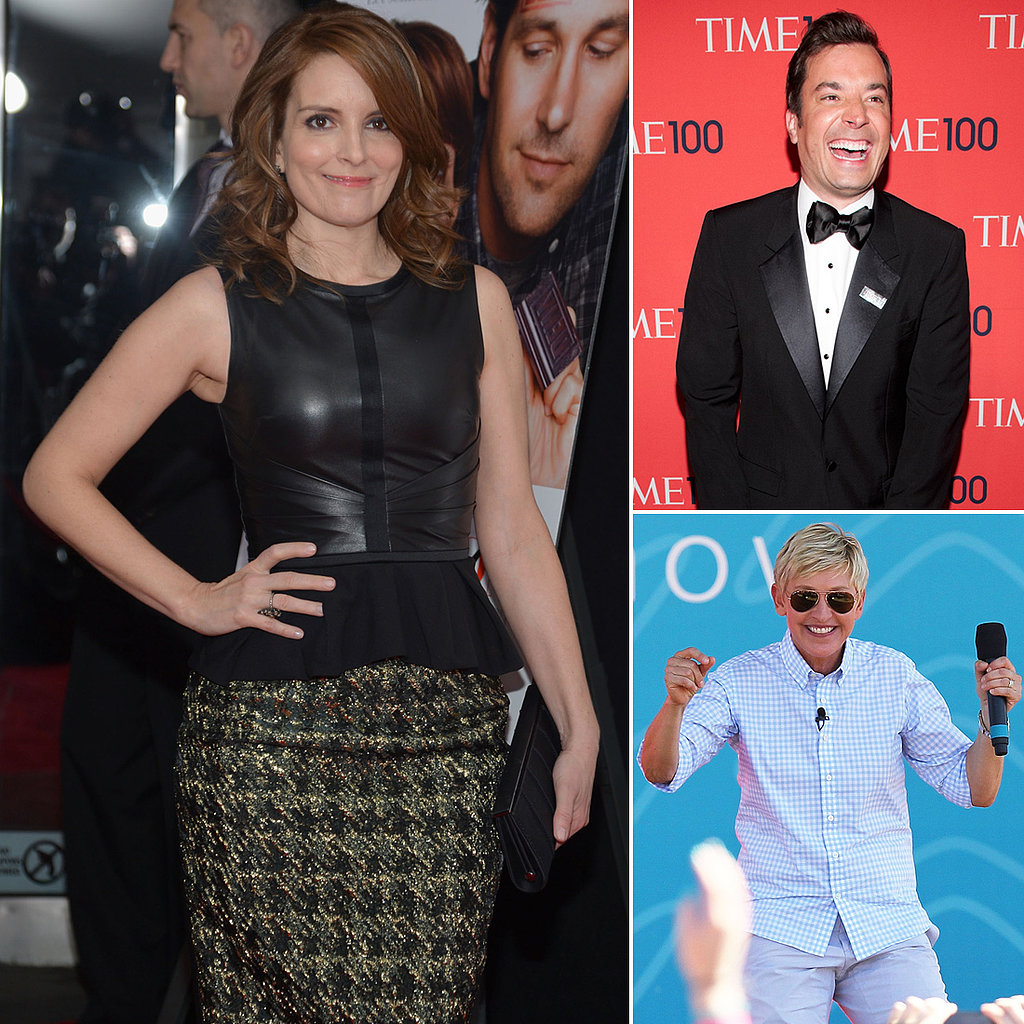 2013 POPSUGAR 100: Comedy Stars Get Cracking