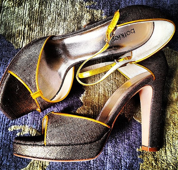 No look would be complete without a killer pair of heels, right?  Source: Instagram user Botkier