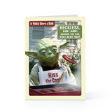 If Yoda Were a Dad