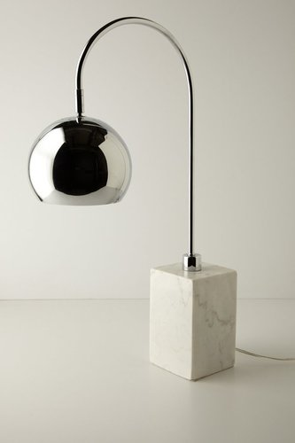 Handmade Carrara Lamp