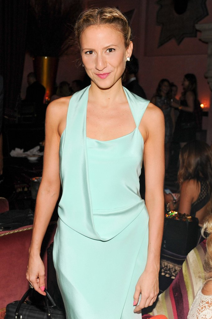 Lola Rykiel at Cushnie et Ochs and Gramercy Park Hotel's afterparty in New York. Photo: Neil RasmusBFAnyc.com