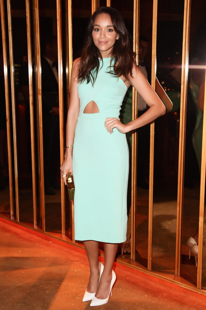 Ashley Madekwe at the Swarovski afterparty in New York. Photo: Matteo PrandoniBFAnyc.com