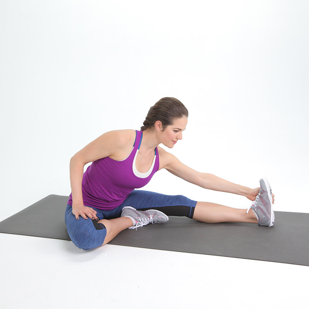 Postrun Stretching Sequence