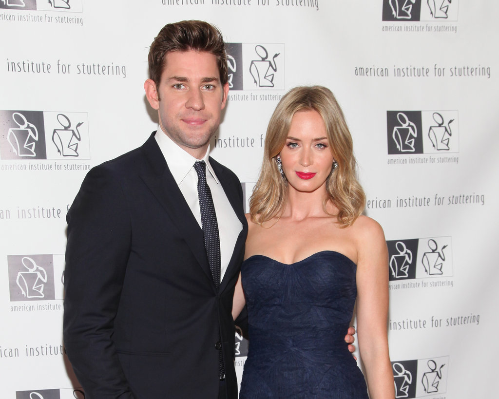 Emily Blunt Goes From Stutterer to Red Carpet Favorite