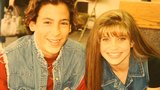 With Andrew Keegan