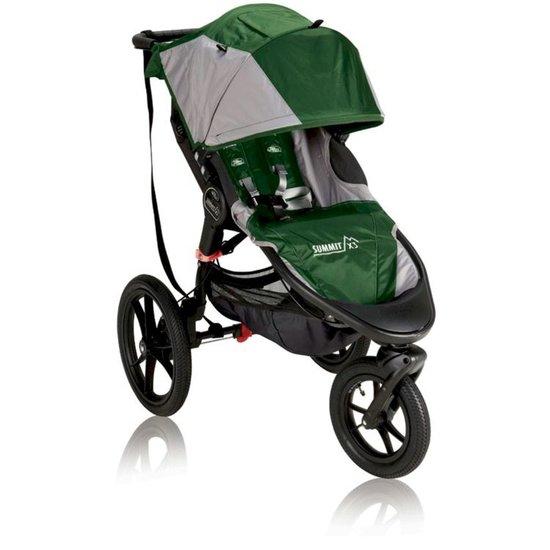For the Runner: Baby Jogger Summit X3 Single