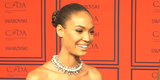 "Joan Smalls Wore a Givenchy Dress ""Nobody Has Seen"" to the CFDA Awards"