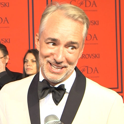 Michael Bastian at the 2013 CFDA Awards | Video