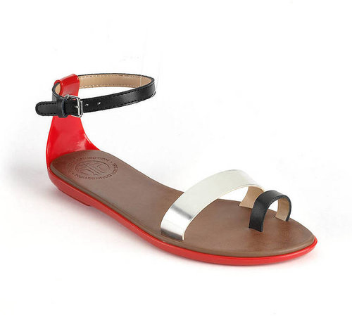 FRENCH CONNECTION Terri Flat Sandals